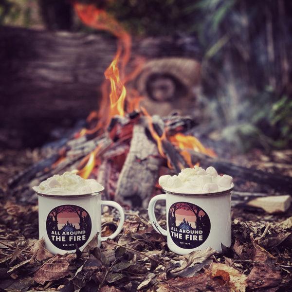 Hot Chocolate Around The Fire